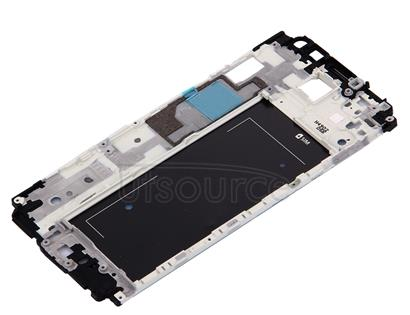 Full Housing Cover (Front Housing LCD Frame Bezel Plate + Battery Back Cover ) for Galaxy Alpha / G850(Black)