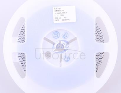 EMTEK LCD0805-100K-T