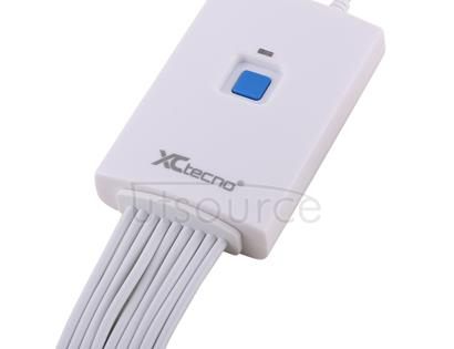K-100A Professional Phone Service Dedicated Power Cable for iPhone X & 8 Plus & 8 & 7 Plus & 7 & 6s & 6 & 5s & 5 & 4s & 4