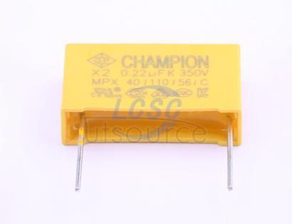 CHAMPION SMQP224K350XXE2B2315