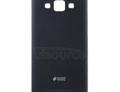 Rear Housing for Galaxy A5 / A500(Black)