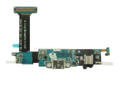 Charging Port Flex Cable  for Galaxy S6 Edge / G925F