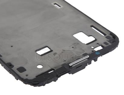 LCD Middle Board with Button Cable,  for Galaxy Note II / N7100(Black)