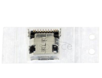 Mobile Phone High Quality Tail Connector Charger for Galaxy Note II / N7100