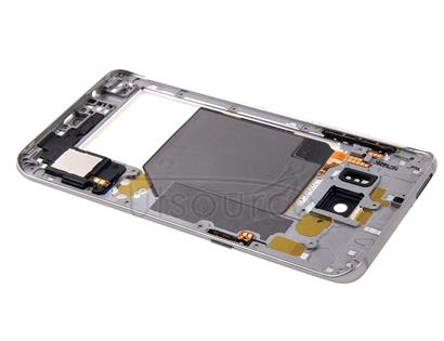 Middle Frame Bezel for Galaxy S6 Edge+ / G928(Silver)