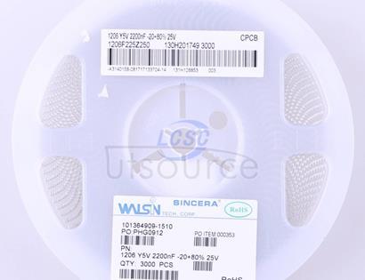 Huaxin S&T 1206F225Z250