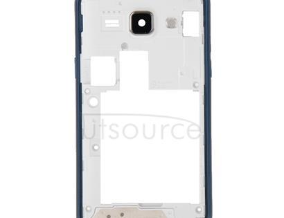 Middle Frame Bazel for Galaxy J1 / J100(Blue)
