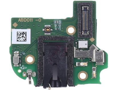 Earphone Jack Board with Microphone for OPPO A83