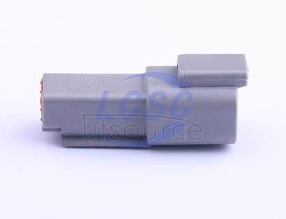 TE Connectivity DT04-2P