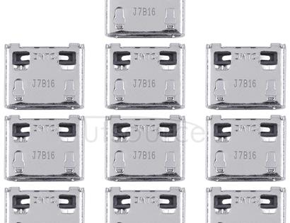 10 PCS Charging Port Connector for Galaxy Advnace i9070 / 7062i
