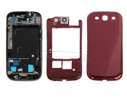 Original Full Housing  Chassis For Galaxy SIII / i9300