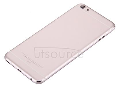Vivo X7 Battery Back Cover + Front Housing LCD Frame Bezel Plate(Gold)