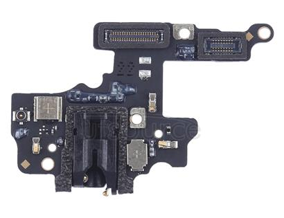 Earphone Jack Board with Microphone for OPPO R9sk