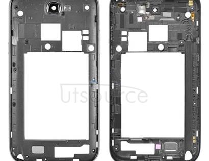 Rear Housing for Galaxy Note II / I605 / L900(Black)