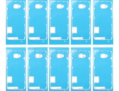 10 PCS for Galaxy A7 (2016) / A7100 Back Rear Housing Cover Adhesive