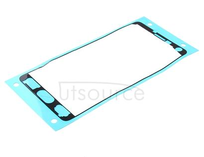 10 PCS Front Housing Adhesive for Galaxy A7 / A700