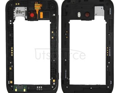 Middle Frame Bezel for Nokia Lumia 822(Black)
