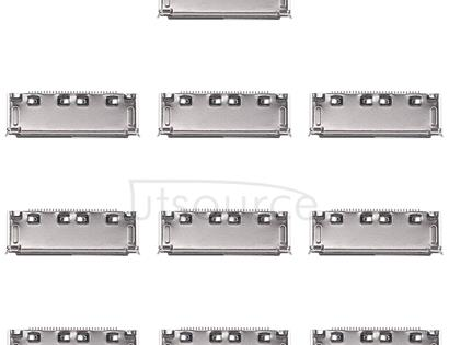 10 PCS Charging Port Connector for Galaxy Tab P1000