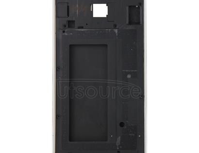 Full Housing Cover (Front Housing LCD Frame Bezel Plate + Rear Housing ) for Galaxy A5 / A500(White)