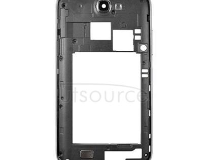 Rear Housing for Galaxy Note II / N7105(Black)