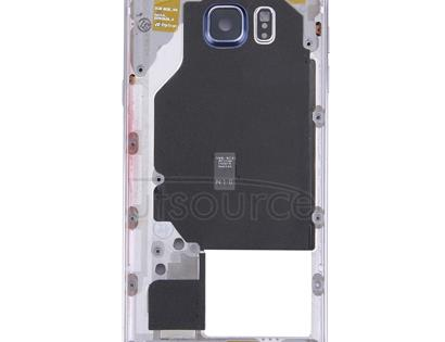 Middle Frame Bezel for Galaxy Note 5 / N9200(Grey)