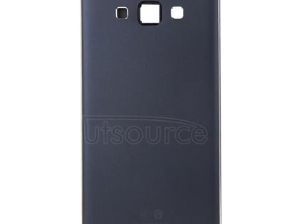 Full Housing Cover (Front Housing LCD Frame Bezel Plate + Rear Housing ) for Galaxy A7 / A700(Blue)