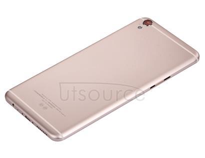 OPPO R9 Plus Battery Back Cover + Front Housing LCD Frame Bezel Plate(Gold)