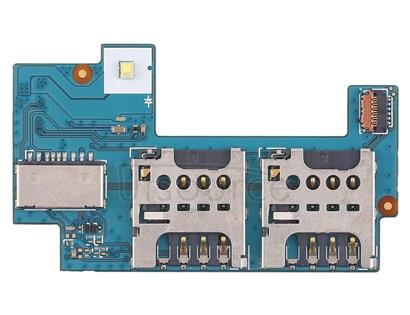 Dual SIM Card Socket Board for Sony Xperia C / C2305 / S39h