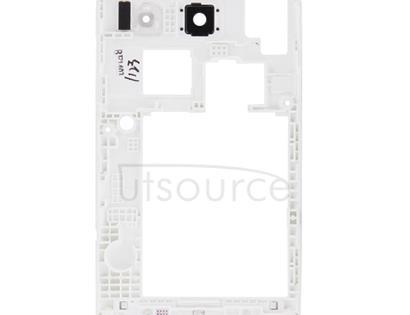 Full Housing Faceplate Cover for Galaxy Dous / i8262D(White)