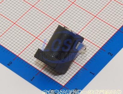 Made in China Three-pin power interface DC005 2.5MMsocket Bagged RHOS