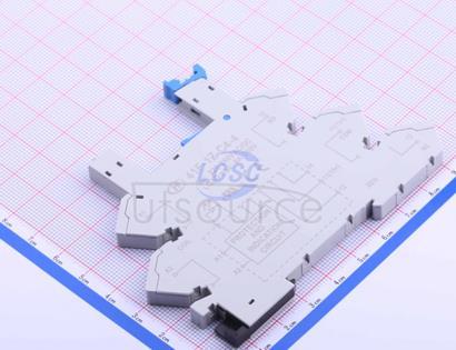 Xiamen Hongfa Electroacoustic 41F-1Z-C4-4