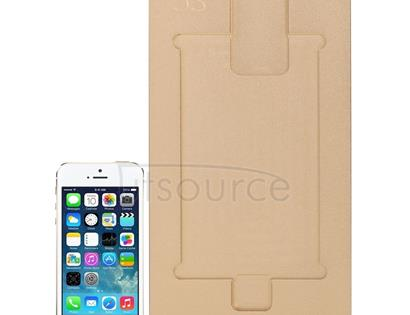 Aluminium Alloy LCD Screen Remove Adhesive Double-side Fixed Mould For iPhone 5 & 5S / iPhone 4 & 4S