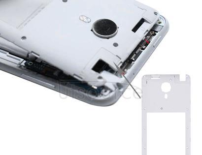 Meizu MX4 Speaker Ringer Buzzer with Middle Frame(White)