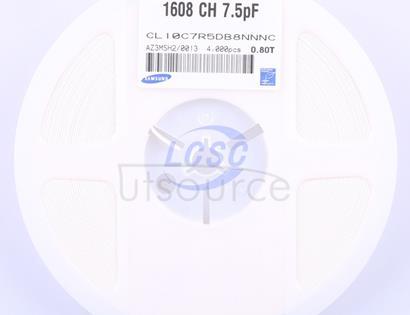 Samsung Electro-Mechanics CL10C7R5DB8NNNC