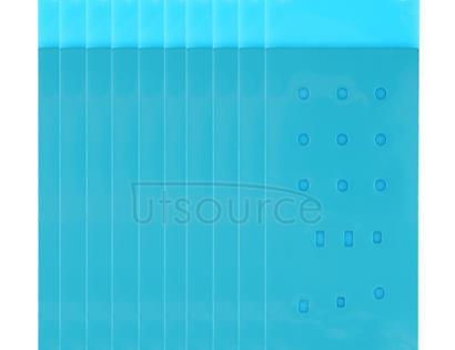 10 PCS LCD Back Adhesive for Galaxy J3 Emerge / J327