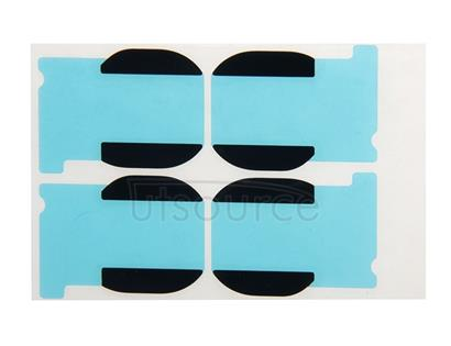 100 PCS Apple Logo Sticker Adhesive for iPhone 6s