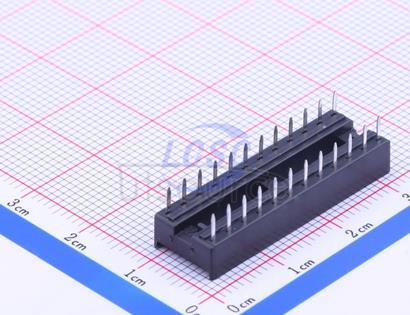 Shenzhen Cankemeng ICsocket 24P 2.54mm