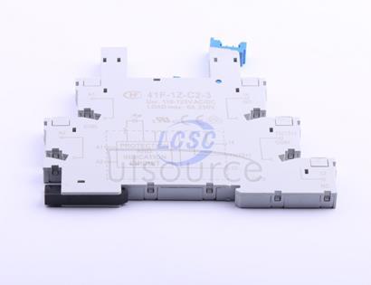 Xiamen Hongfa Electroacoustic 41F-1Z-C2-3
