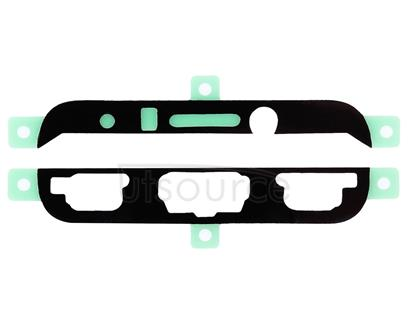 10 PCS Front Housing Adhesive for Galaxy C5 Pro / C5010