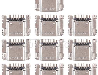 10 PCS Charging Port Connector for Galaxy Tab 4 8.0 / T330