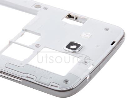 Middle Frame Bezel / Back Plate Housing Camera Lens Panel for Galaxy Grand 2 / G7106