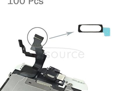 100 PCS for iPhone 6s Dock Connector Charging Port Gasket Sponge Foam Slice Pads