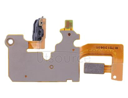 Earphone Jack Board with Microphone for OPPO R11 Plus