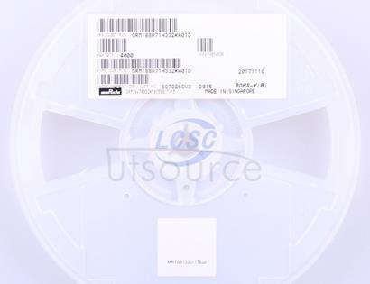 Murata Electronics GRM188R71H332KA01D