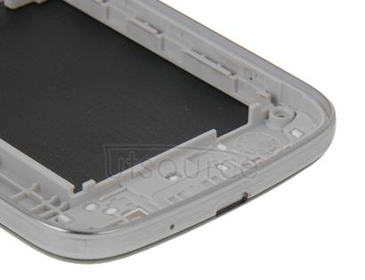 Full Housing Cover (Middle Frame Bazel + Battery Back Cover) for Galaxy Core Plus / G350(Black)