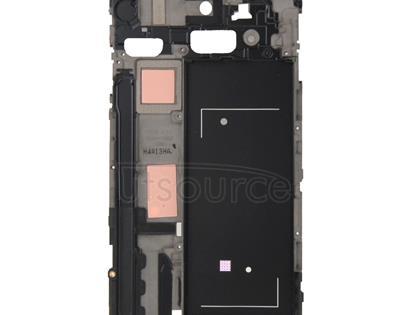 Full Housing Cover (Front Housing LCD Frame Bezel Plate + Battery Back Cover ) for Galaxy Note 4 / N910V(White)