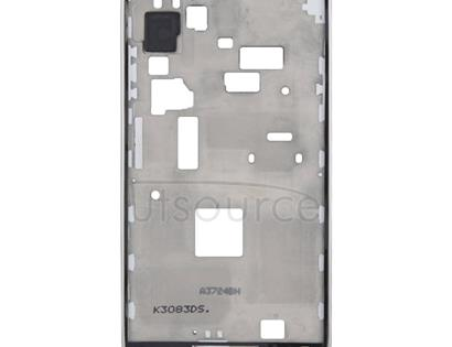 LCD Middle Board with Button Cable,  for Galaxy S4 Mini / i9195(Black)
