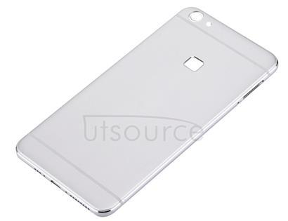 Vivo X6 Battery Back Cover + Front Housing LCD Frame Bezel Plate(Silver)