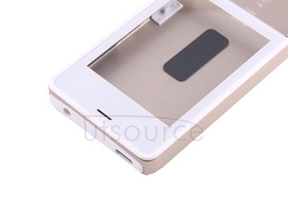 Full Housing Cover (Front Cover + Battery Back Cover) for Nokia 515(Gold)