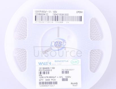 Huaxin S&T 1206B682K102